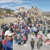 Strike in Peru