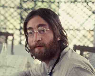 John-Lennon-in-India