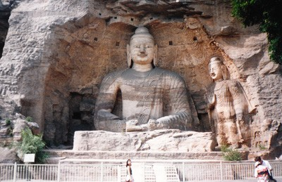 Yungang Buddhist Caves