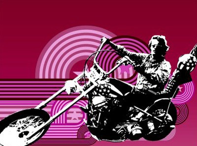 easyrider-purple