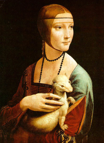 Lady-with-the-ermine