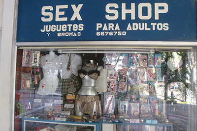 Sex Shop in Cali